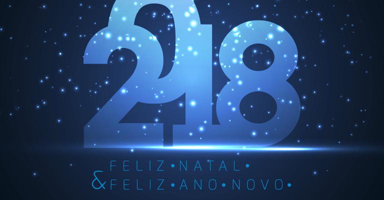 Muito conquistamos em nosso primeiro ano. Uma coisa foi a mais importante para nós: a confiança de clientes e parceiros. Feliz Natal e excelente 2018!