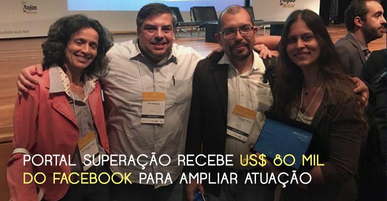 O Portal SuperAção, rede de apoio emocional para pacientes com câncer e familiares, é um parceiro da Despertay que conquistou o Demoday InovAtiva Brasil